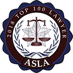 ASLA 2018 Top Lawyer